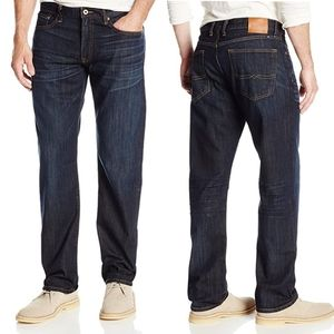 Lucky Brand Men's 221 Original Straight Jeans